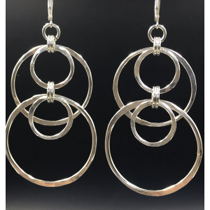 Handforged Precious Metal Jewelry