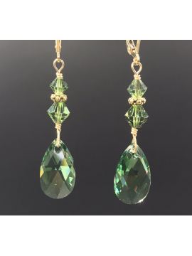 Ernite Crystal Earrings